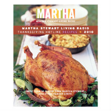 free cookbook from martha stewart