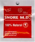 free sample of snoring medicine by mail