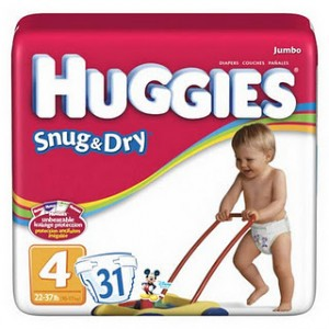 free baby samples - diapers