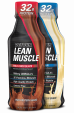 free samples lean muscle shake