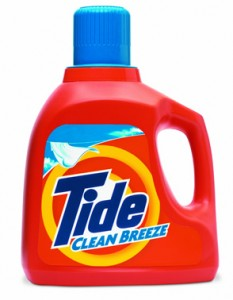 Get free samples of Tide here