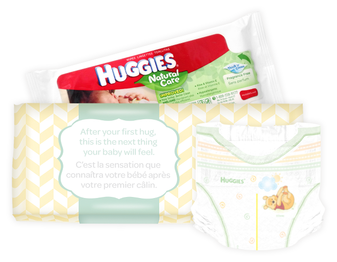 huggies diapers sample image