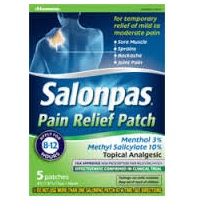 free sample of pain reliever