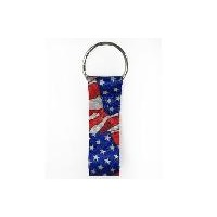 Free American Flag Key Chain