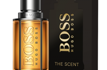 free sample of Boss perfume by Hugo