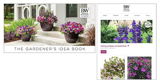 Free 2020 Gardeners idea book