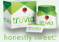 Truvia Sweetener Sample boxes